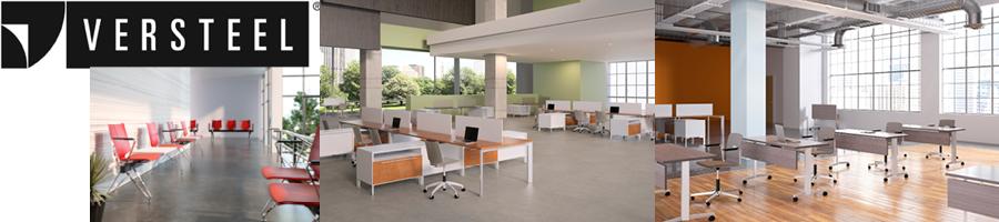 Office Interiors - Versteel NeoCon 2015