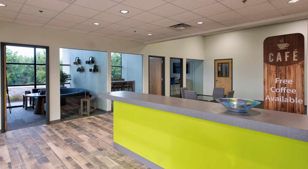 OFFICE DESIGNING IDEAS FROM THE PROS: CREATING THE PERFECT WORKSPACE