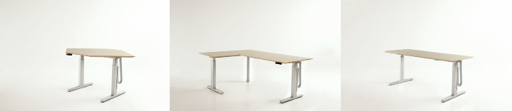Livello Sit Stand - shapes