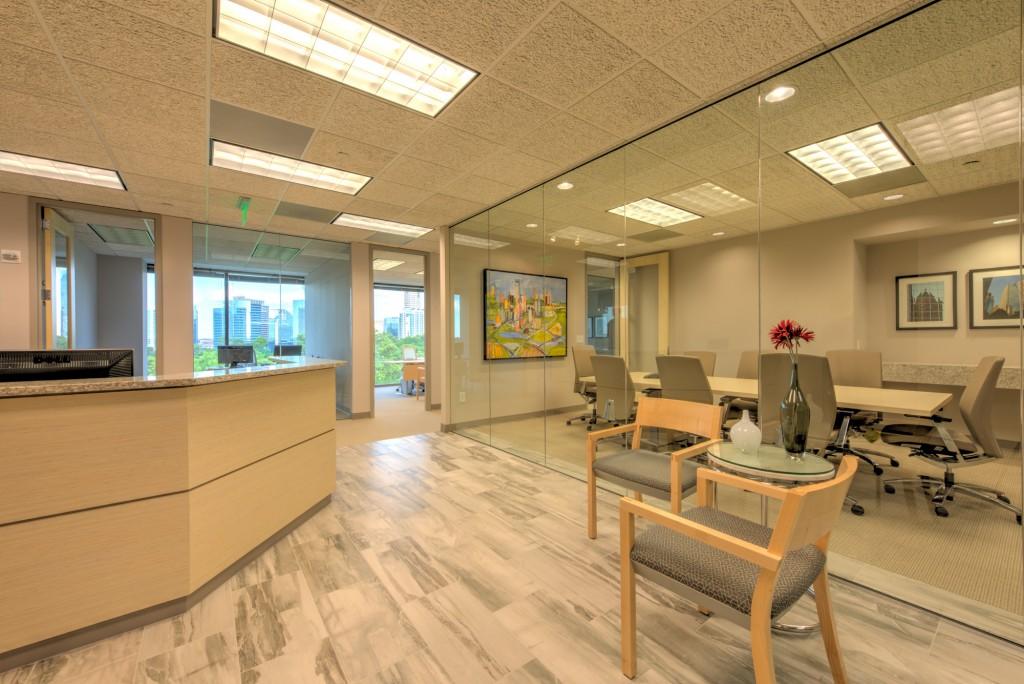 Office Interiors - Scotland Wright Associates