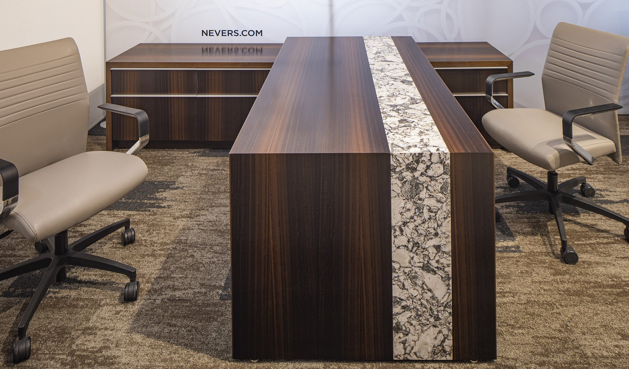 Nevers Furniture - Office Interiors